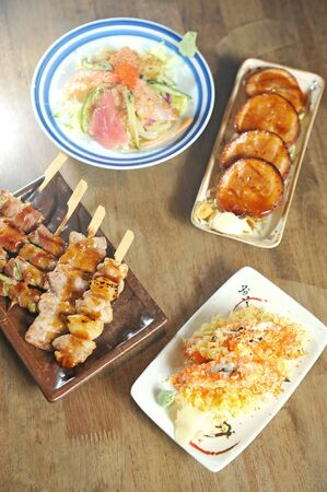 typical japanese food photo