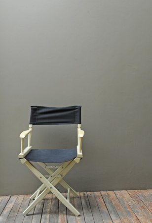 folding: Director Chair