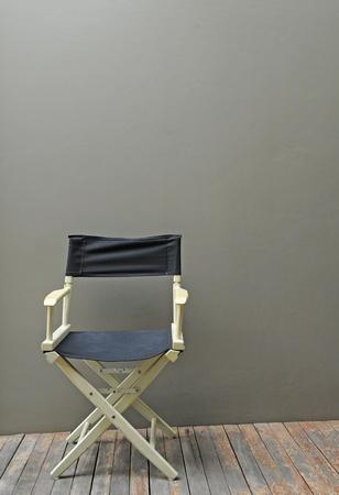 Direktor Chair Standard-Bild - 13343226