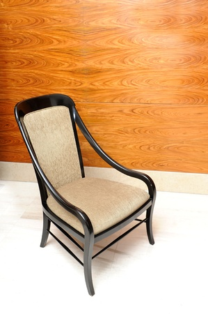 Old fashioned chair photo