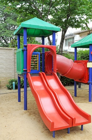 playground Stock Photo - 13343191