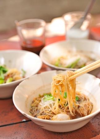 instant noodle: noodle