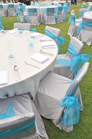 Rea de recepción de la boda Foto de archivo - 14404371