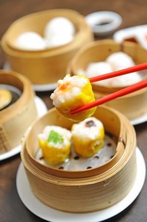 Chinese dim sum Stockfoto - 15099540