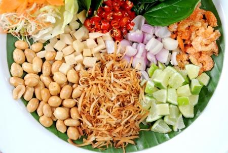 appetizer thai spicy photo