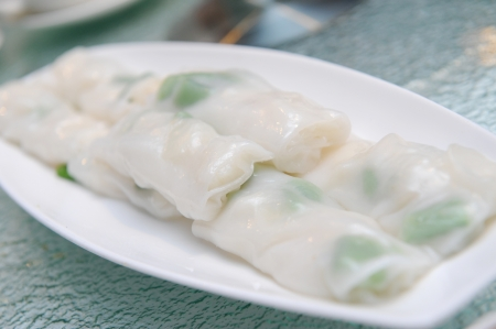 Chinese steamed dimsum photo