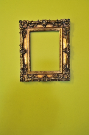 frames on the wall Stock Photo - 17473259