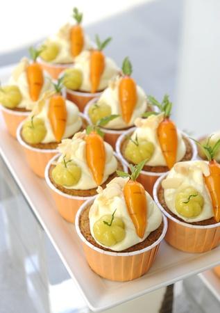carrot cake: homemade carrot cake