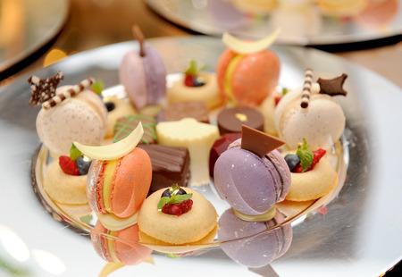macaron Foto de archivo