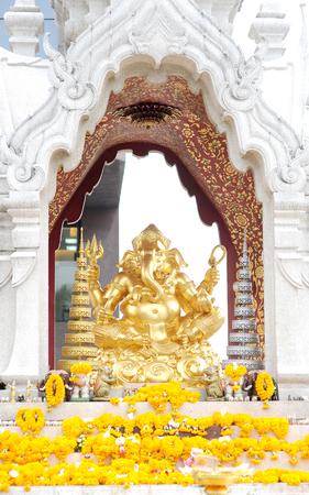 lord ganesha: hindu god