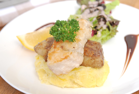 fish steak - white fish