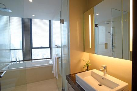 real estate house: Urban apartment Editorial