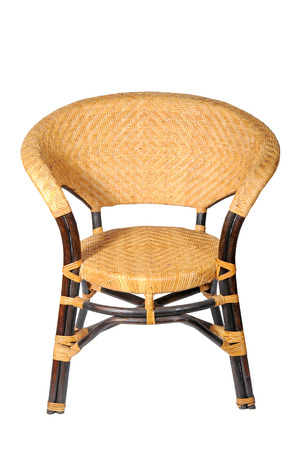 Traditional Rattan Chair