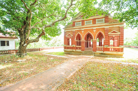 residence: Red Brick House