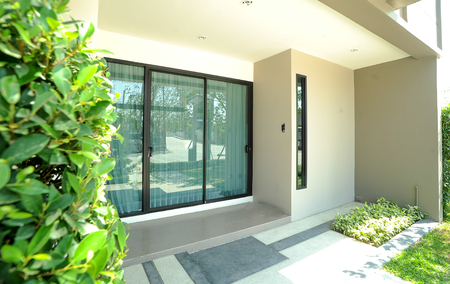 townhomes: Home and Patio