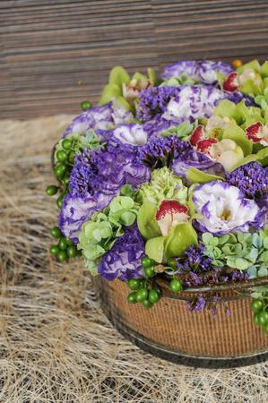 mix bouquet flower