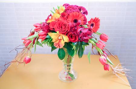Beautiful of flowers bouquet