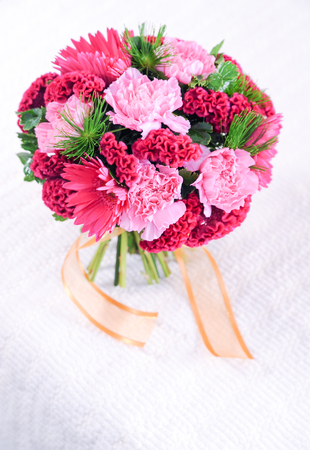 bouquet with flowers