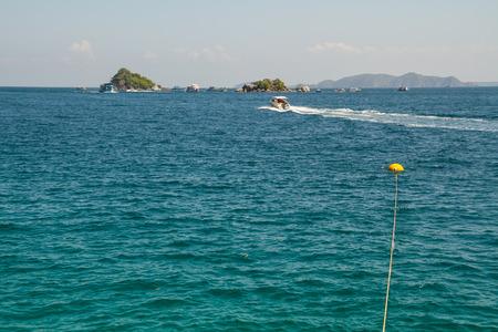 dive trip: Small island near Kon Chang Thailand.