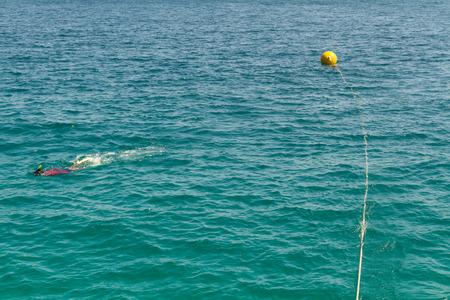buoy: Mooring Buoy.