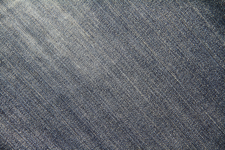 Blue jean fabric background texture photo