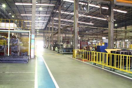 Hierro fábrica Industria acerías