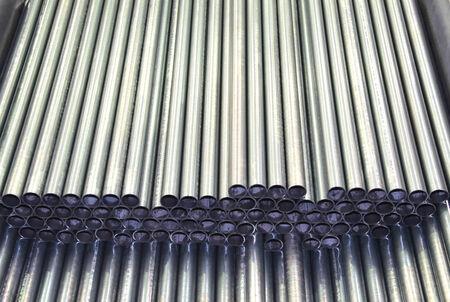 metal pipes: Metal pipes Steel  industry background