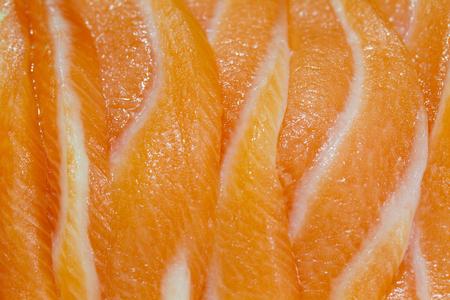 rosmarin: Salmon fillets food background
