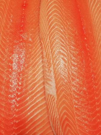 Salmon fish as background Japanese Food Stok Fotoğraf