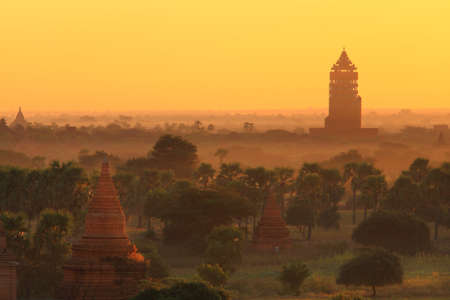 pagoda in Bagan photo