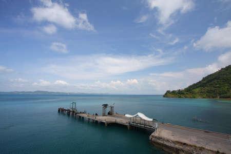 trad: Koh Chang Island trad province, Thailand Stock Photo