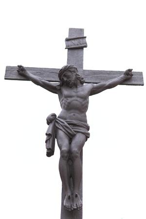cross hair: Jesus