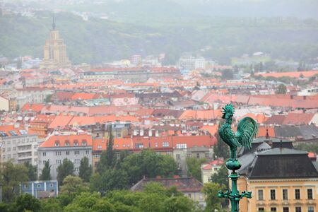 Prague is the capital and largest city of the Czech Republic  photo