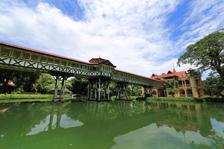 nakhon pathom: Sanam Chandra Palace is a tiny castle-like structure built in a combination of French and English styles.
