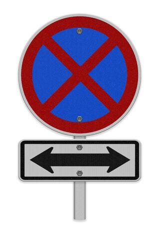 disallowed: Not Allowed Sign