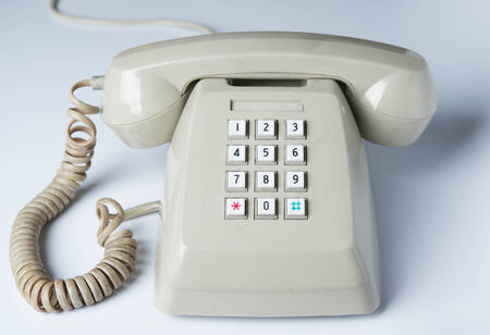 telephone: old telephone