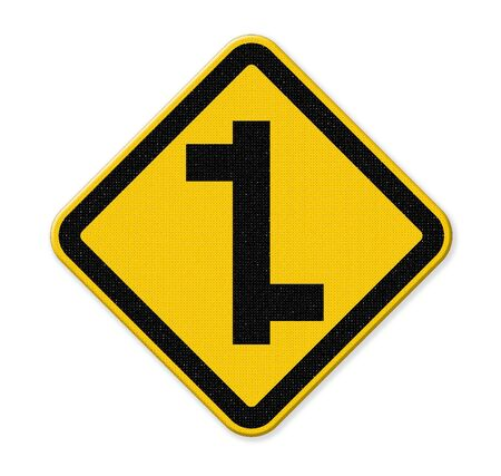intersection: intersection sign