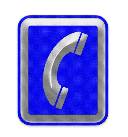 toll free: telephone sign on white