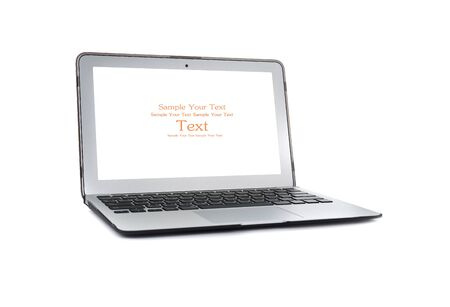 laptop ,Idea concept