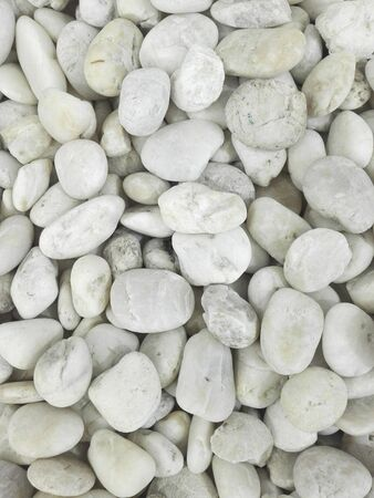 Lots of white stones