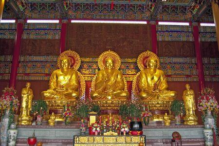 thialand: Wat Lei Yi 2, Bang Bua Thong, Nonthaburi, Thialand.