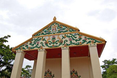 Wat Bang Pung, Thailand.