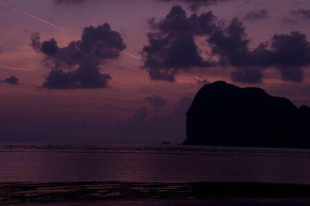 Andaman Sea at Southern, Thailand. photo