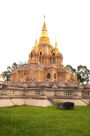 southern of thailand: Beautiful pagoda at Southern,Thailand