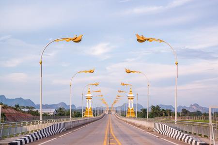 Thailand Laos Friendship Bridge 3