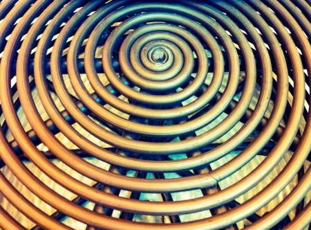 woven: Concentric Circular Design