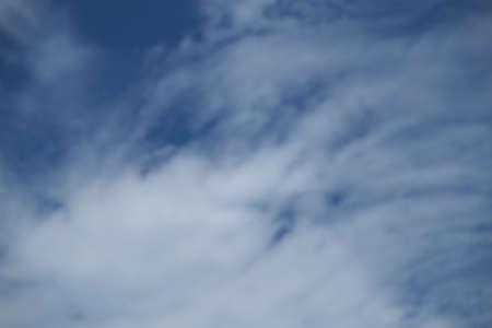 blurry cloud sky