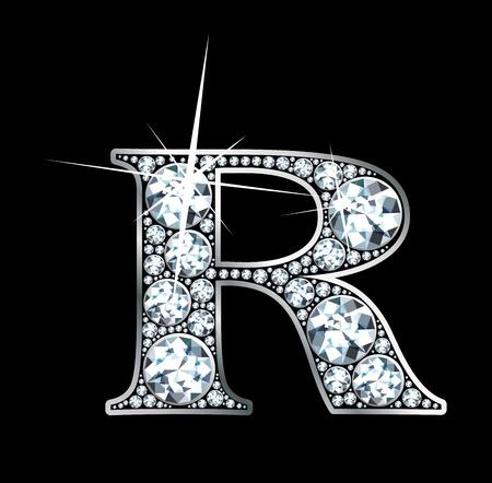 見事な美しいダイヤモンドR