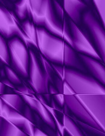 美しい紫色のステンド グラス効果、背景に最適