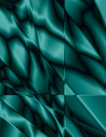 Beautiful teal stained glass effect, great for background